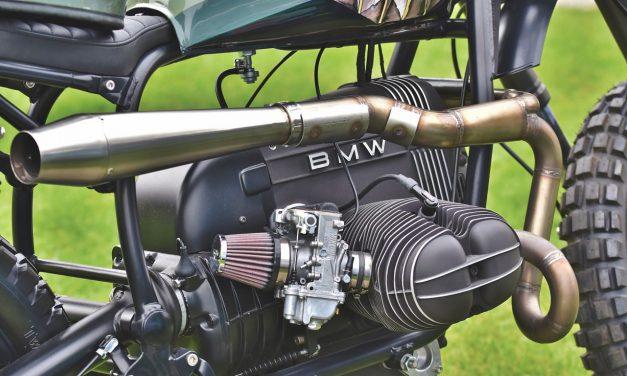 Un site pour acheter des pièces détachées dédiées à une moto BMW
